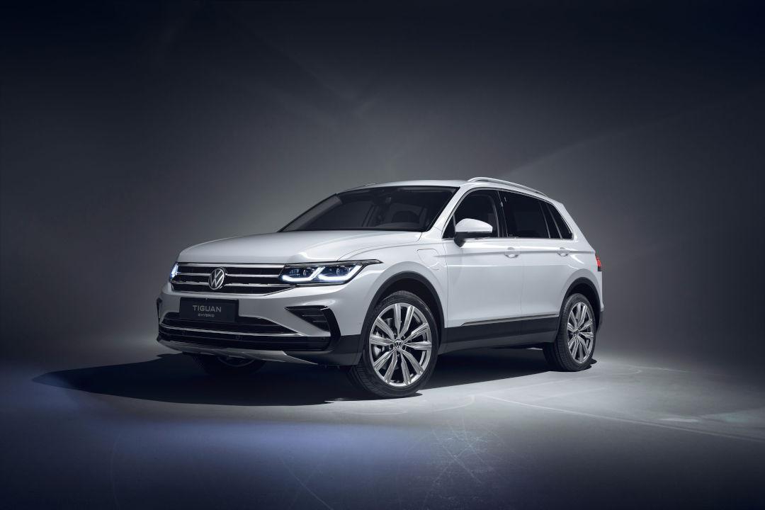 Volkswagen Tiguan eHybrid 2020 Review